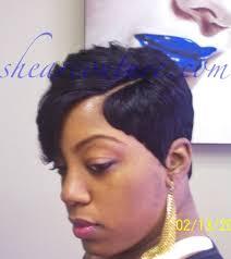 27 Piece Quick Weave Pixie Cut