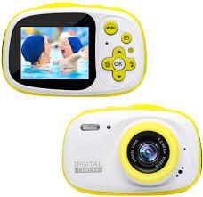 <b>Underwater</b> Photography Yellow <b>Kids Camera</b>,8MP HD <b>Kids</b> ...
