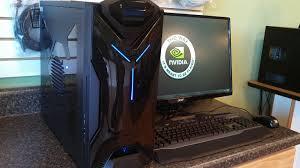 gaming computer gaming rig custom build