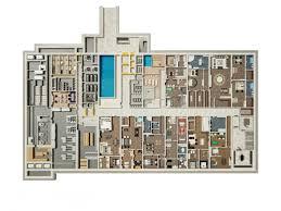 Bunker Designs 7 Underground House Floor Plans High Resolution Underground Home