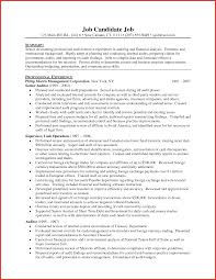 Chief Auditor Sample Resume Front End Loader Operator Sample
