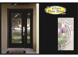 modern glass front door and modern glass door inserts for fiberglass prehung exterior entry doors 2