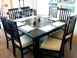 dining room sets 8 chairs dining room redoubtable 8 chair square dining table and chairs set