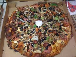 photo of round table pizza castro valley ca united states poor quality