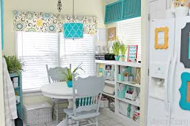 office craft room. cottage craft room office space n