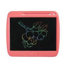 Báo giá Máy tính bảng viết LCD 9 inch bút vẽ và viết hai đầu nhạy cảm với  áp lực có thể xóa cho trẻ em và người lớn chữ viết tay