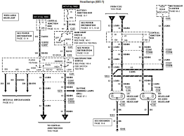 extraordinary 2000 f250 wiring schematic gallery best image 2006 f250 headlight wiring diagram at 2000 Ford F 250 Headlight Wiring