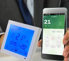 Home Devices You Can Control With Your Smartphone  BTRemote Thermostat Control From Phone