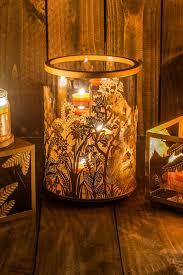 Party Light Hurricane Retiring Soon Gorgeous Partylite Golden Frond Hurricane