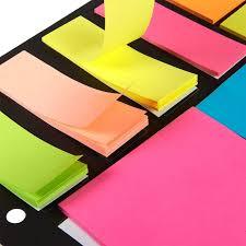 Neon Colored Loose Leaf Paper L L L L L L L L L