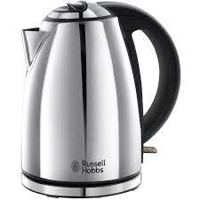 Buy Russell Hobbs 1.7 Liter 3000 Watts Stainless Steel Kettle 23601  Carrefour Exclusive Online - Shop Electronics & Appliances on Carrefour UAE