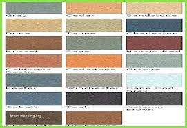 Superdeck Semi Solid Stain Semi Solid Stain Color Chart Good