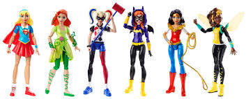 DC Super Hero Girls Toys Fly Onto Shelves |