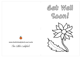 Small Picture Get Well Soon Coloring Pages Bebo Pandco