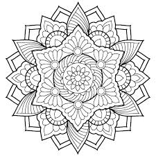 mandala coloring pages printable animal mandala coloring pages printable mandala coloring sheets abstract coloring pages printable