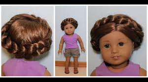 Fashion Cute Hairstyles For American Girl Dolls With Long Hair