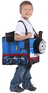 Princess Paradise Costume Size Chart Princess Paradise Thomas The Tank Engine Ride In Train Costume Child