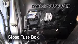 interior fuse box location 2009 2013 honda fit 2010 honda fit 2010 honda fit fuse box diagram at 2009 Honda Fit Fuse Box Diagram