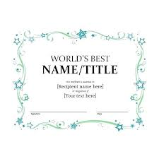 Certificate Border Template Free Template Word Borders Free