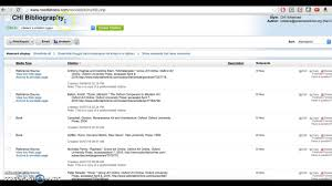 Noodletools And Citation Help Bell Library Libguides At The