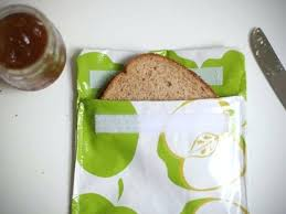 diy reusable snack bags sandwich bag with green apple print diy reusable snack bags pul
