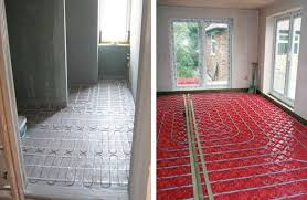 Heated Bathroom Floor Cost Custom Radiant Heat Floors McMackin Mechanical