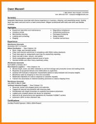 Warehouse Worker Resume Unique 48 Clean Warehouse Worker Resume Skills Sf U48 Resume Samples