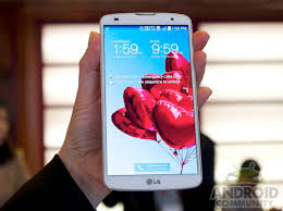 LG G Pro 2 hands-on - Android Community