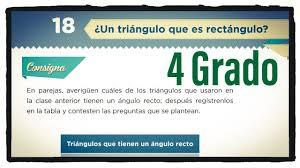 Tus libros de texto en. Desafio 18 Cuarto Grado Un Triangulo Que Es Rectangulo Pagina 37 Libro De Matematicas De 4 Grado Youtube