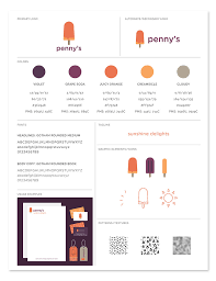 Style Template Freebie Brand Style Guide Template Every Tuesday