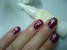 Top 12 Easy Beautiful Nail Glamorous Nail Art Design At Home ...