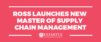 ross launches new master of supply chain management the gmat club ross launches new master of supply chain management