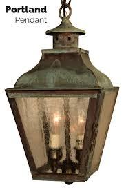 copper lantern outdoor lighting. portland pendant copper lantern outdoor hanging light lighting h
