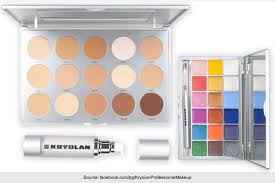 top 12 kryolan makeup kits available in india
