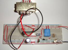 emergency light circuit diagram diy led emergency light
