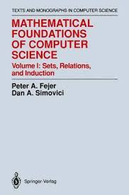 Mathematical Foundations Of Computer Science Peter A