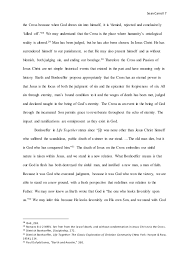 sean carroll final essay for christology 8
