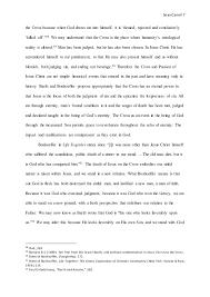 sean carroll final essay for christology 8
