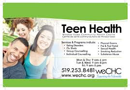 Teen health center windsor ontario