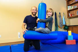 Gig Harbor dad (and therapist) designs sensory gyms for people's ...