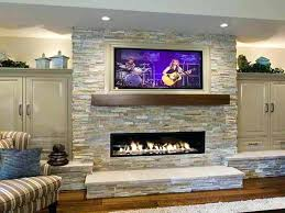 electric fireplace ideas with tv above shelving ideas beside stone fireplace with above search living room electric fireplace ideas with tv above