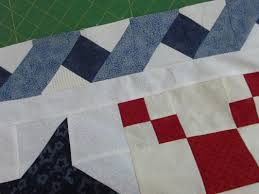 Quilt Border Patterns Fascinating Twisted Ribbon Border Nicola Foreman Quilts