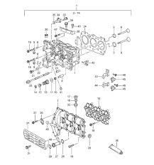 porsche 996 parts m96 01 02 04 cylinder head 01