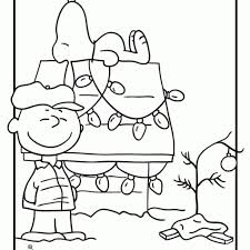 I Love Lucy Coloring Page With Snoopy Christmas Pages Thecannonball
