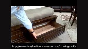 King Sleigh Bed Bedroom Sets Porter Bedroom Special Youtube