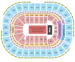 Td Garden Seating Chart Concert 47 Clean Td Center Boston Seating Chart