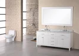 White Wood Bathroom Vanity Bathroom Wall Mounted White Bathroom Vanities In Single Bathroom