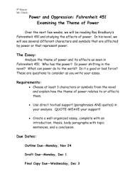 fahrenheit essay prompts for novel test prepare answers to power and oppression fahrenheit 451