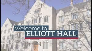Welcome To Elliott Hall Youtube