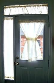 front door window curtains window treatments for glass front doors door window curtains front window treatment
